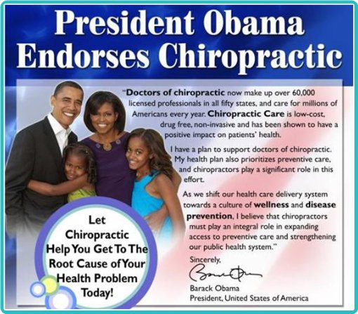 Celebrity Quotes on Chiropractic (Chiropractic Benefits ...
